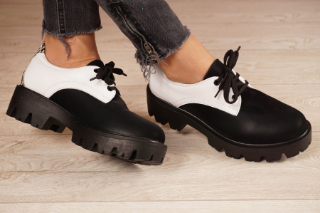 Pantofi dama din piele naturala MSPD56320-21 [1]