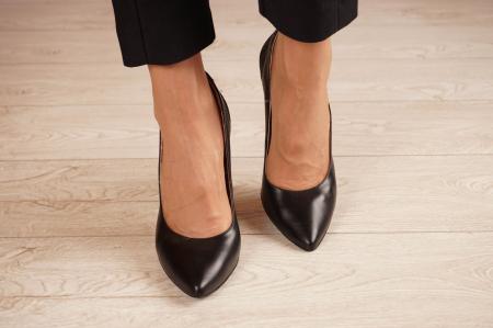 Pantofi dama stiletto din piele naturala lacuita MSPD50018-1-20 [2]