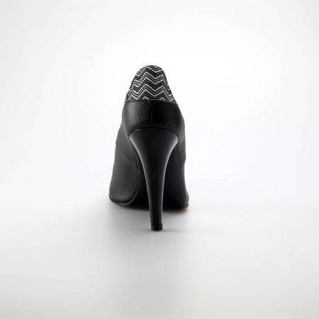 Pantofi dama din piele naturala MSPD51119-19 [3]