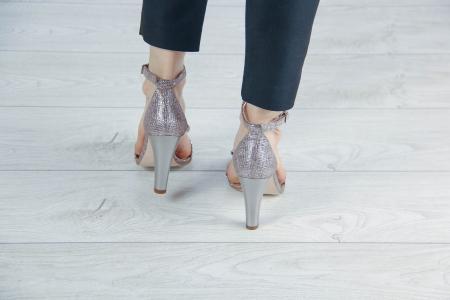 Sandale dama din piele naturala cu imprimeu MSSD02217-1-20 [3]