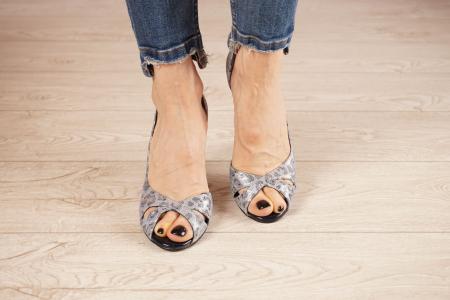 Sandale din piele naturala cu imprimeu MSSD2519-21 [2]