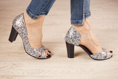 Sandale din piele naturala cu imprimeu MSSD2519-21 [1]