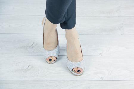 Sandale din piele naturala cu imprimeu MSSD3411-10-20 [1]