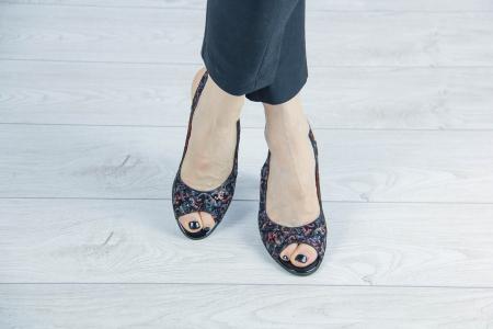 Sandale din piele naturala cu imprimeu MSSD3411-14-20 [1]