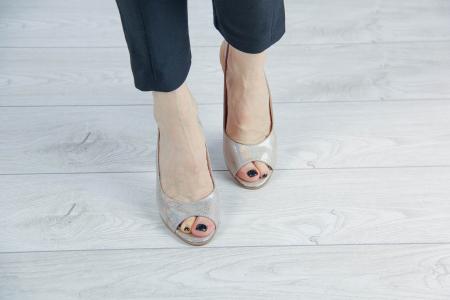 Sandale din piele naturala cu imprimeu MSSD3411-2-20 [2]