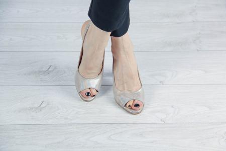 Sandale din piele naturala cu imprimeu MSSD3411-2-20 [1]