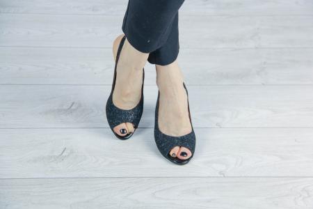 Sandale din piele naturala cu imprimeu MSSD3411-8-20 [1]