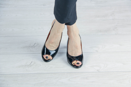 Sandale din piele naturala lacuita MSSD3411-12-20 [1]