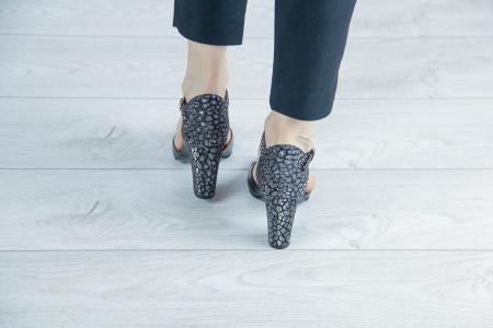 Sandale din piele naturala lacuita MSSD5219-20 [3]