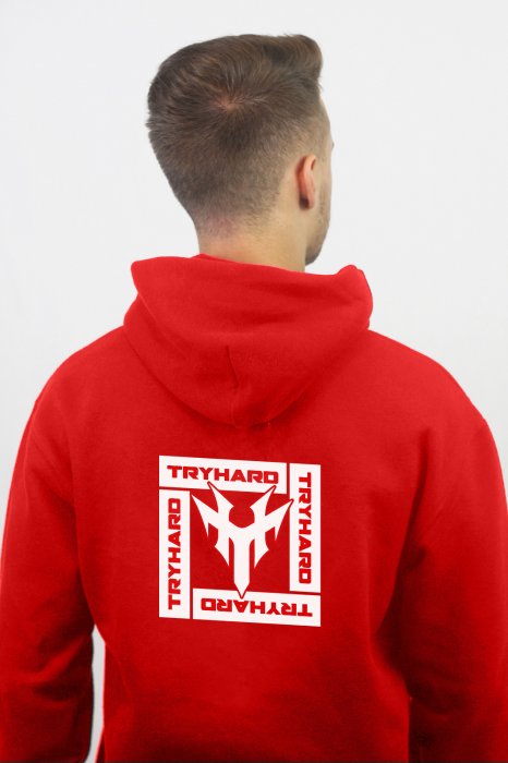 Hanorac TRYHARD Red 1