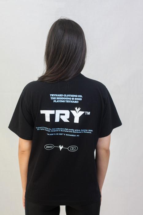 Tricou TRYHARD V2 4
