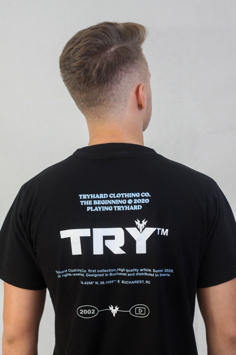 Tricou TRYHARD V2 1