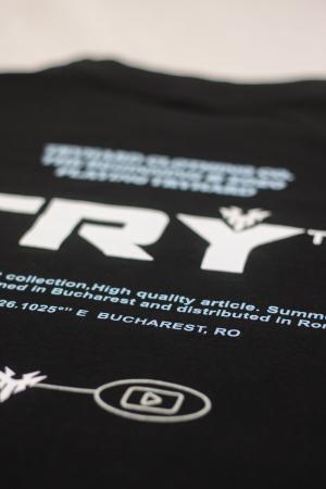 Tricou TRYHARD V22