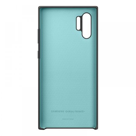 Husa de protectie Samsung Silicon Cover pentru Galaxy Note 10 Plus 1