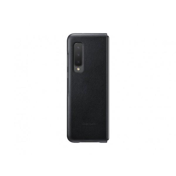 Husa de protectie Samsung Galaxy Fold, Leather Cover 3