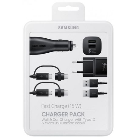 Pachet Combo, Fast Charging Samsung 2