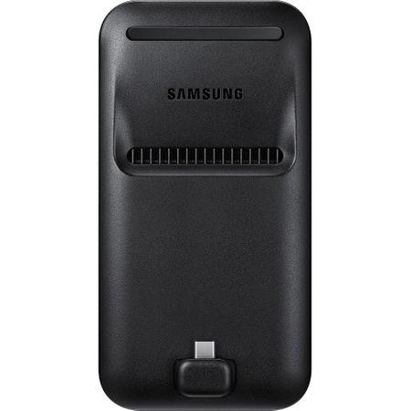Docking Station Samsung Dex Pad pentru Galaxy S9 / S9 Plus, Incarcator inclus 0