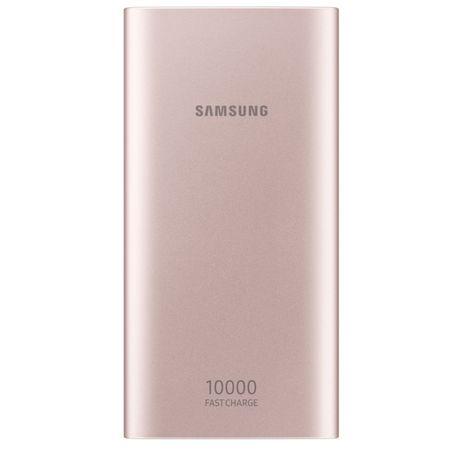 Acumulator extern Samsung, 10000 mAh, Dual USB + Micro USB 0