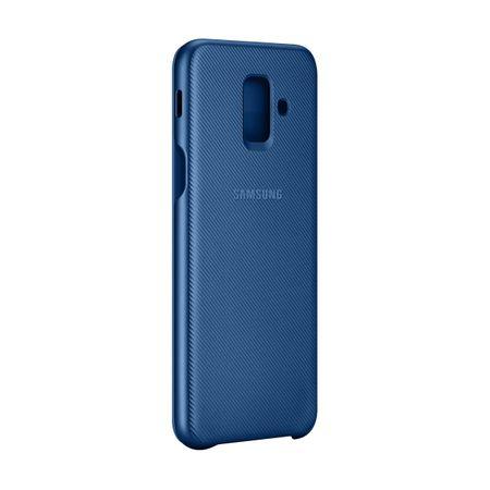 Husa de protectie Samsung Wallet Cover pentru Galaxy A6 Plus (2018) 2