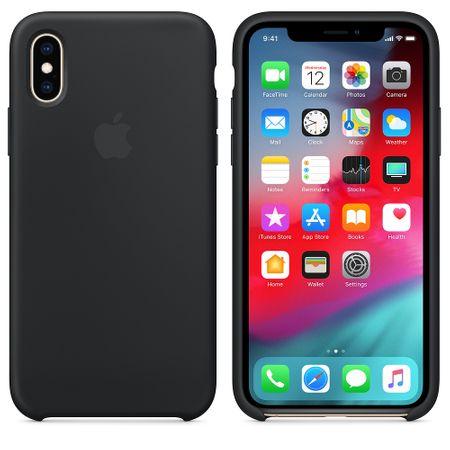 Husa silicon Apple pentru iPhone XS 2