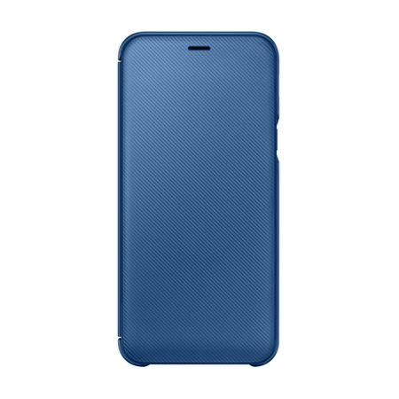 Husa de protectie Samsung Wallet Cover pentru Galaxy A6 Plus (2018) 1