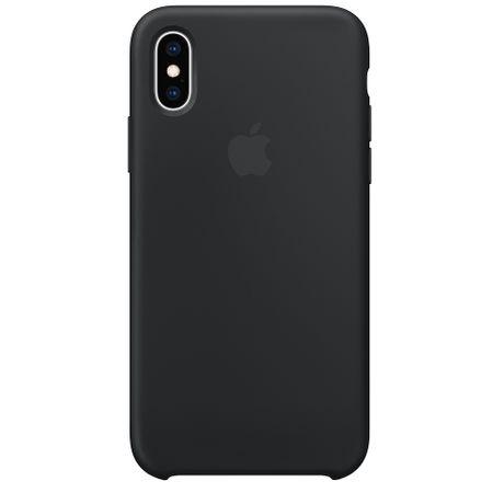 Husa silicon Apple pentru iPhone XS 0