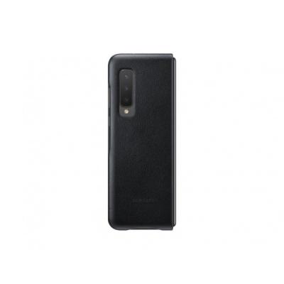 Husa de protectie Samsung Galaxy Fold, Leather Cover3