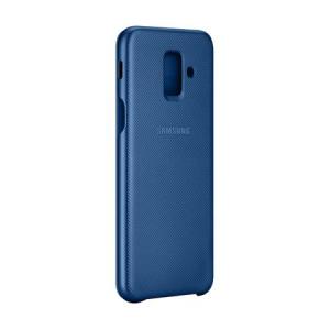 Husa de protectie Samsung Wallet Cover pentru Galaxy A6 Plus (2018)2