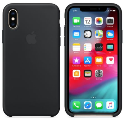Husa silicon Apple pentru iPhone XS2
