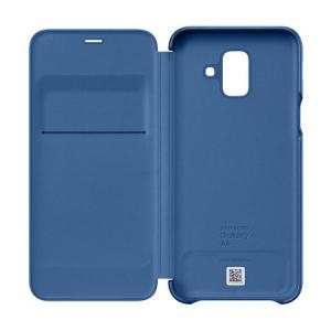 Husa de protectie Samsung Wallet Cover pentru Galaxy A6 Plus (2018)3