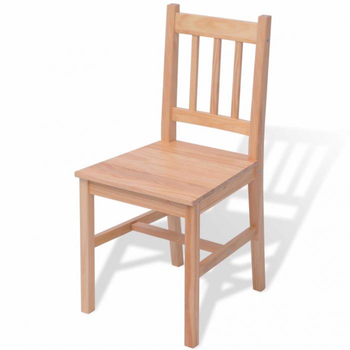 Set masa si scaune ,6+1,dining,pin,mobHAUS 5