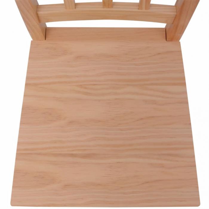 Set masa si scaune ,6+1,dining,pin,mobHAUS 7