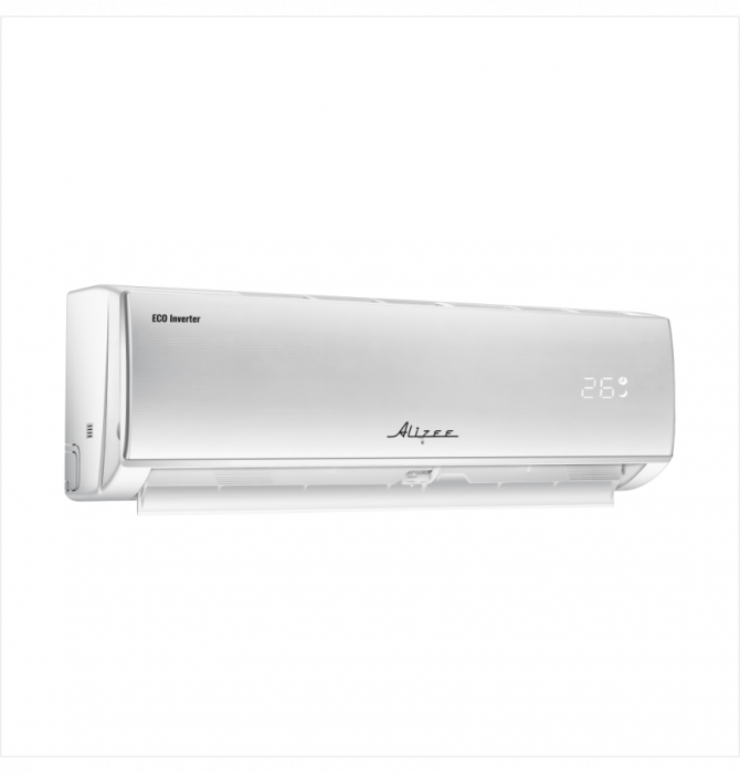 Aparat de aer conditionat, 12000BTU AW12IT1, Inverter, WI-FI Ready, Clasa energetica A++/A+, kit de instalare 4ml inclus,ALIZEE AW12IT1 1