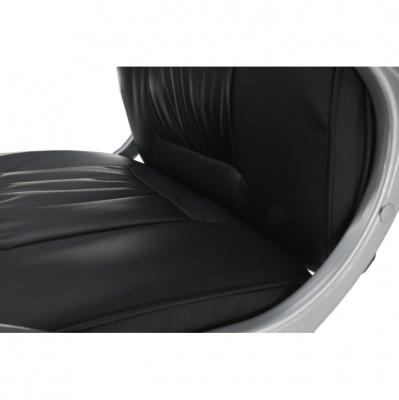 Scaun birou cu funcţie de masaj, negru, TYLER UT-C2652M16