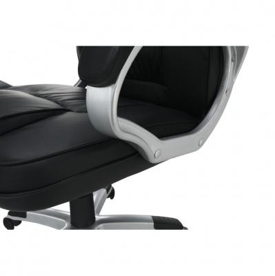 Scaun birou cu funcţie de masaj, negru, TYLER UT-C2652M17