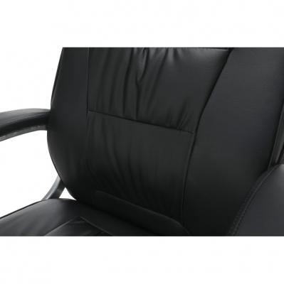 Scaun birou cu funcţie de masaj, negru, TYLER UT-C2652M18