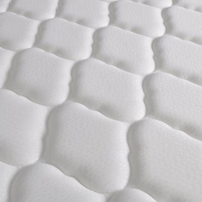 Pat cu saltea si somiear incluse, negru / alb, 180 x 200 cm, piele artificială,6FT Super King9
