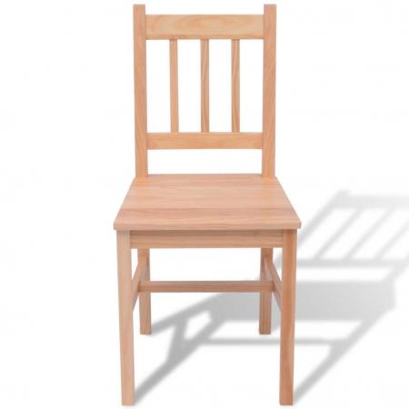 Set masa si scaune ,6+1,dining,pin,mobHAUS4