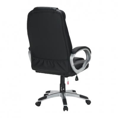 Scaun birou cu funcţie de masaj, negru, TYLER UT-C2652M5