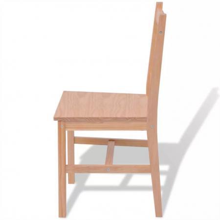 Set masa si scaune ,6+1,dining,pin,mobHAUS6