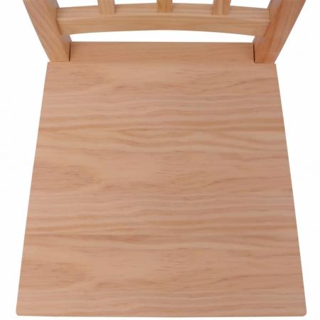 Set masa si scaune ,6+1,dining,pin,mobHAUS7