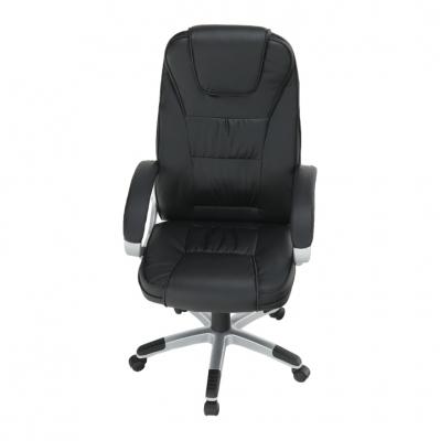 Scaun birou cu funcţie de masaj, negru, TYLER UT-C2652M7