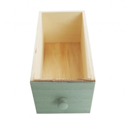 Comodă, albă/sertare colorate, MONET 1 [16]