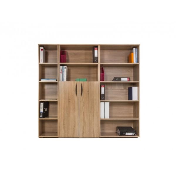 Biblioteca birou OFF1 Sonoma 0