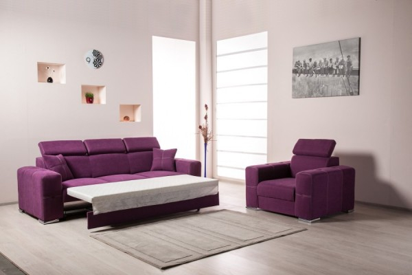 Set living Bellagio cu tetiere 1