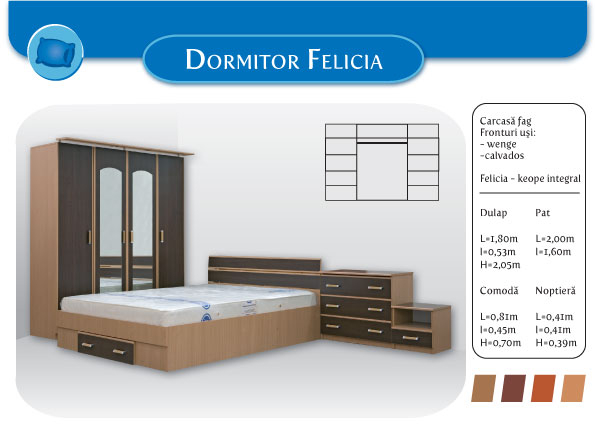 dormitor-dulap-4-usi-oglinda 0