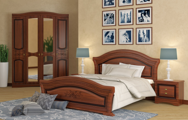 Dormitor Fermina Nuc 0