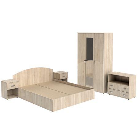 Dormitor Marius Sonoma - Sembazuru Art SRL 0