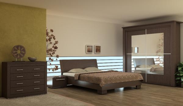 Dormitor Mondo Wenge 0