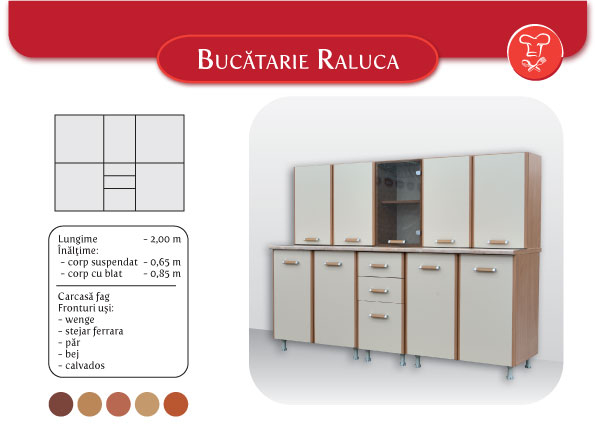 Bucatarie Raluca 0